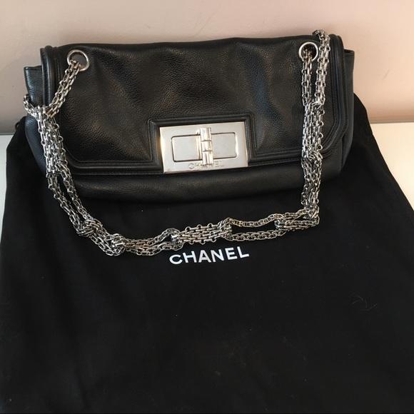 26d54305e4b3 CHANEL Bags | Mademoiselle Lambskin Lock Flap Pochette | Poshmark